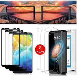 LG Stylo 5 Tempered Glass Silk Screen Protector 3PCS 9H Hard