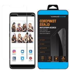 MagicGuardz® Premium Tempered Glass Screen Protector Clear