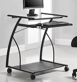 Altra Furniture Mobile Computer Cart/Desk