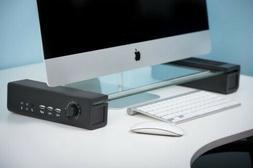 NEW ModernHome Tempered Glass Smart Universal Laptop & Monit