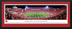 Ohio State Football - Band Script - Blakeway Panoramas Colle