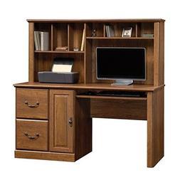 Sauder 418650 Orchard Hills Computer Desk with Hutch, L: 58.