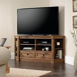 Sauder 420714 Palladia Corner Entertainment Credenza, For TV