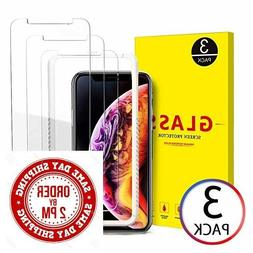 Premium Real Screen Protector Tempered Glass Film iPhone 5 6