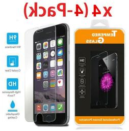 Premium Real Screen Protector Tempered Glass Film For iPhone