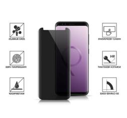 Privacy Anti-Spy Tempered Glass Screen Protector For Samsung