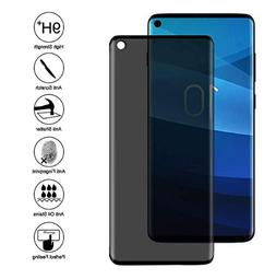 Privacy Screen protector Tempered Glass For Samsung Galaxy S
