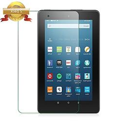 Screen Protector for All New Kindle Fire HD 8 Tablet, Scrat