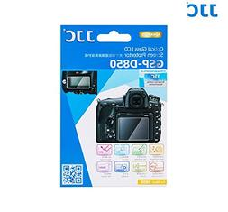 JJC LCD Screen Protector Shield for Nikon D850 Camera,Anti-s