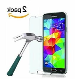 KingCool Galaxy S5 Screen Protector Tempered Glass Screen Pr