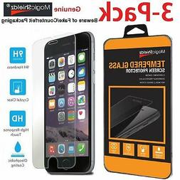 New Premium Real Tempered Glass Screen Protector for Apple i