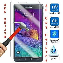 3-Pack Premium Real Tempered Glass Screen Protector for SAMS