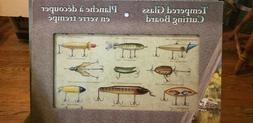 Rep Antique Lure Cutting Board