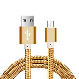 5 Ft Replacement Micro USB Cable,CaseHQ Charging and Data Sy