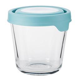 Anchor Hocking 3.5 Cup Round Kitchen Storage Container with