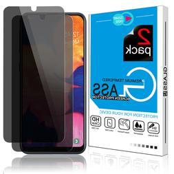For Samsung Galaxy A10e/A20/A50 Privacy Anti-Spy Tempered Gl