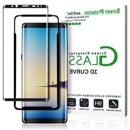 Samsung Galaxy Note 8 amFilm Full Cover Tempered Glass Scree