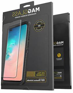 For Samsung Galaxy S10 Plus Otterbox Defender Tempered Glass