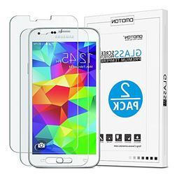 OMOTON Samsung Galaxy S5 Glass Screen Protector  -     Tempe