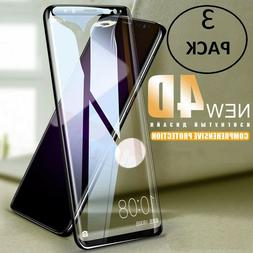 Samsung Galaxy S9 S8 Plus Note 8 4D Full Cover Tempered Glas