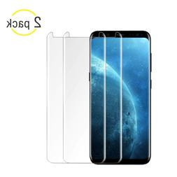 Samsung Galaxy S9 S8 Plus Note 9/8 4D Full Cover Tempered Gl