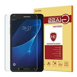 OMOTON Samsung Galaxy Tab A 7.0  Screen Protector, Tempered-