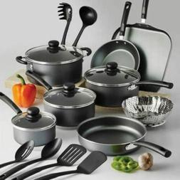 Non Stick Cookware Set Pots Pans Lids Cooking Saucepan Sets