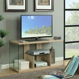 Convenience Concepts SoHo TV Stand, Weathered White