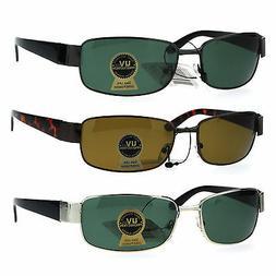 tempered glass lens rectangular luxury mens designer