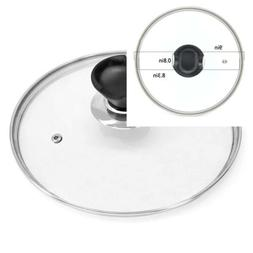 9 inch Tempered Glass Lid Accessory for Instant Pot 5 and 6