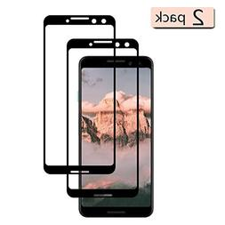 Xvolt Tempered Glass Screen Protector Compatible for Google