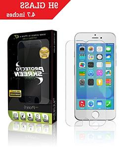 The E-Cell Store Tempered Glass Screen Protector for iPhone