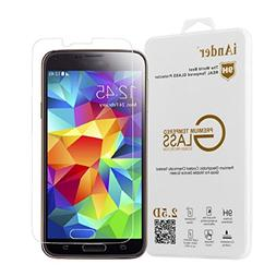 iAnder Premium Tempered Glass Screen Protector for Samsung G