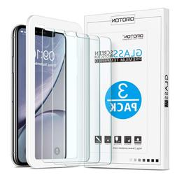 OMOTON Tempered Glass Screen Protector Compatible with Apple
