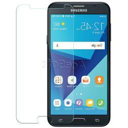 Tempered Glass Screen Protector Film for Samsung Galaxy J7 V