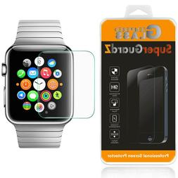 Tempered Glass Screen Protector Guard For Apple Watch Series