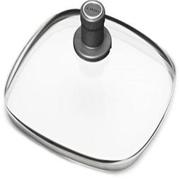 ❤ Woll Tempered Glass W/ Stainless Steel Rim & Vented Knob