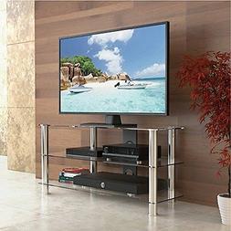TV Stand Entertainment Center Media Furniture Console Storag