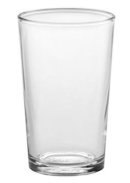 unie clear glass tumblers