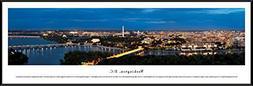 Blakeway Worldwide Panoramas Washington, DC at Twilight-Blak