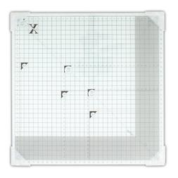 docrafts XC268434 Xcut Tempered Glass Cutting Mat -13X13